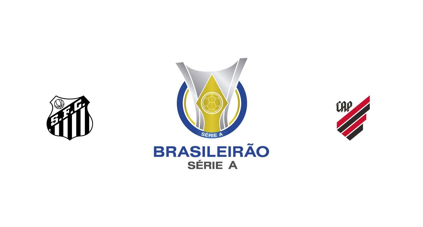 Santos vs Athletico Paranaense