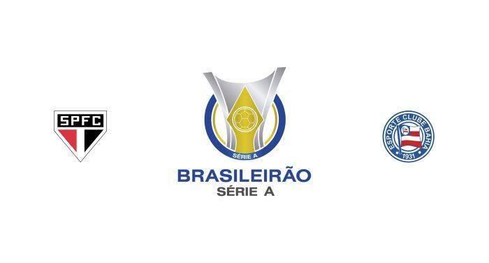 Sao Paulo vs Bahia Previa, Predicciones y Pronóstico
