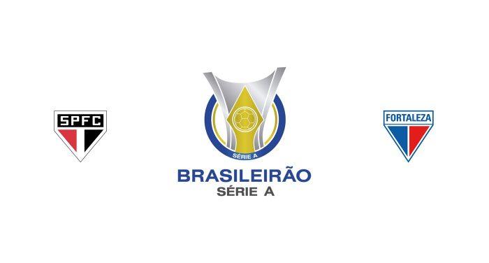 Sao Paulo vs Fortaleza Previa, Predicciones y Pronóstico
