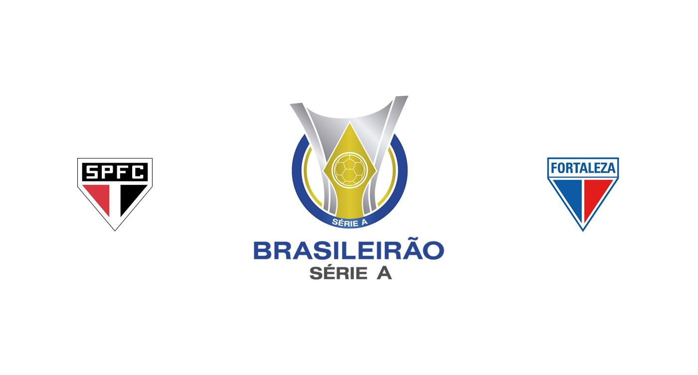 Sao Paulo vs Fortaleza