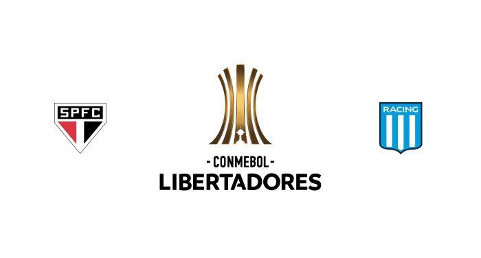 Sao Paulo vs Racing Club Previa, Predicciones y Pronóstico