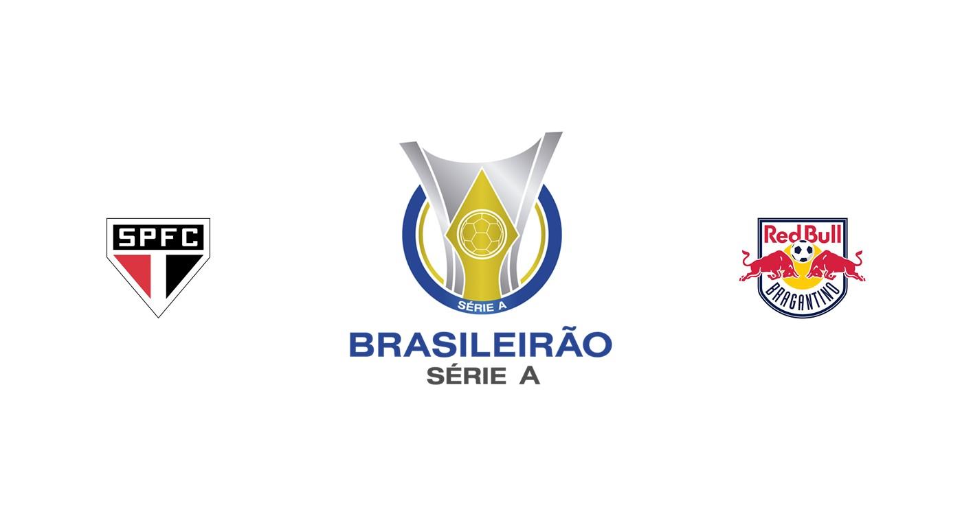Sao Paulo vs Red Bull Bragantino