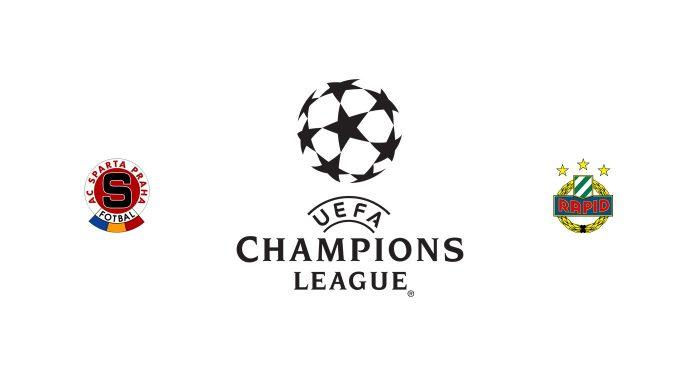 Sparta Praga vs Rapid Viena Previa, Predicciones y Pronóstico