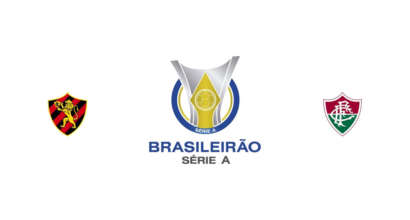 Sport Recife vs Fluminense
