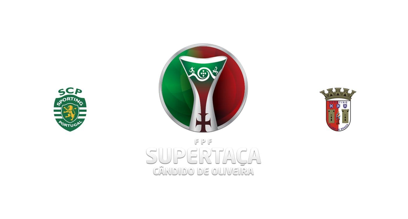 Sporting Lisboa vs Sporting Braga