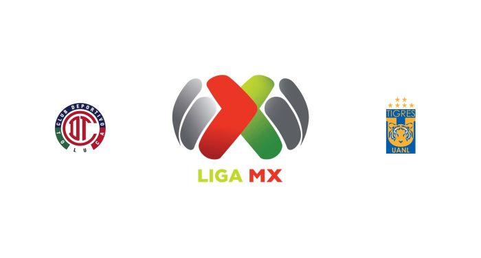 Toluca vs Tigres UANL Previa, Predicciones y Pronóstico