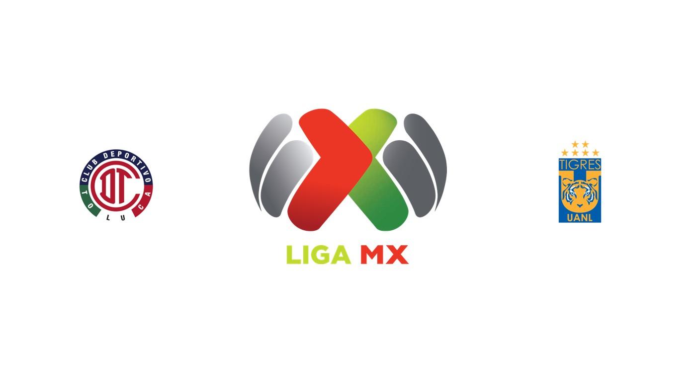 Toluca vs Tigres UANL