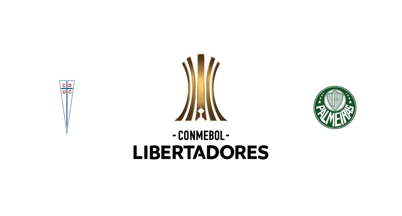 Universidad Católica vs Palmeiras