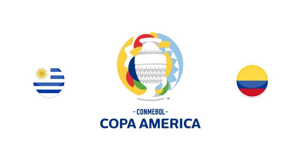 Uruguay vs Colombia Previa, Predicciones y Pronóstico 4/06/2021
