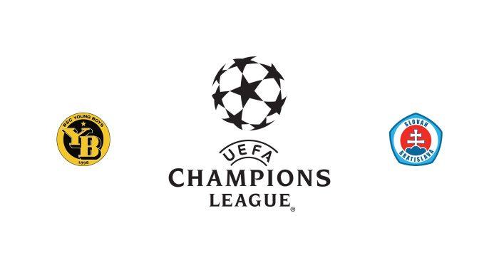 Young Boys vs Slovan Bratislava Previa, Predicciones y Pronóstico