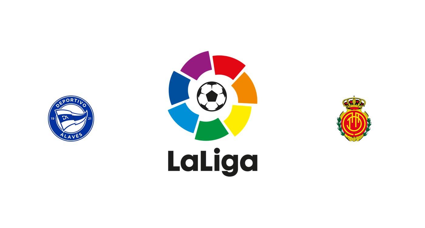 Alavés vs Mallorca
