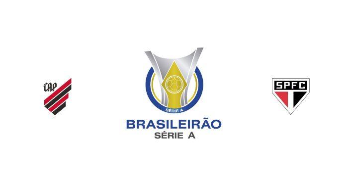 Athletico Paranaense vs Sao PauloPrevia, Predicciones y Pronóstico