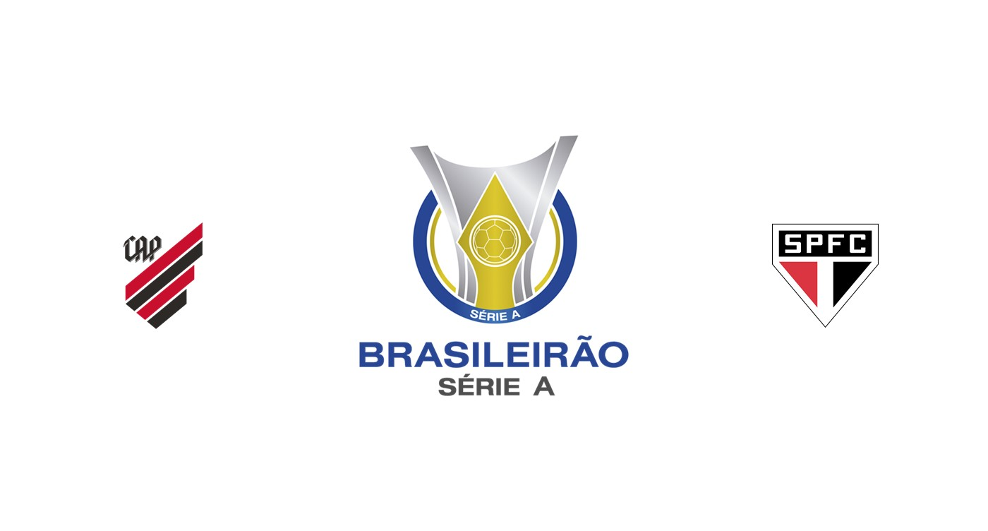 Athletico Paranaense vs Sao Paulo