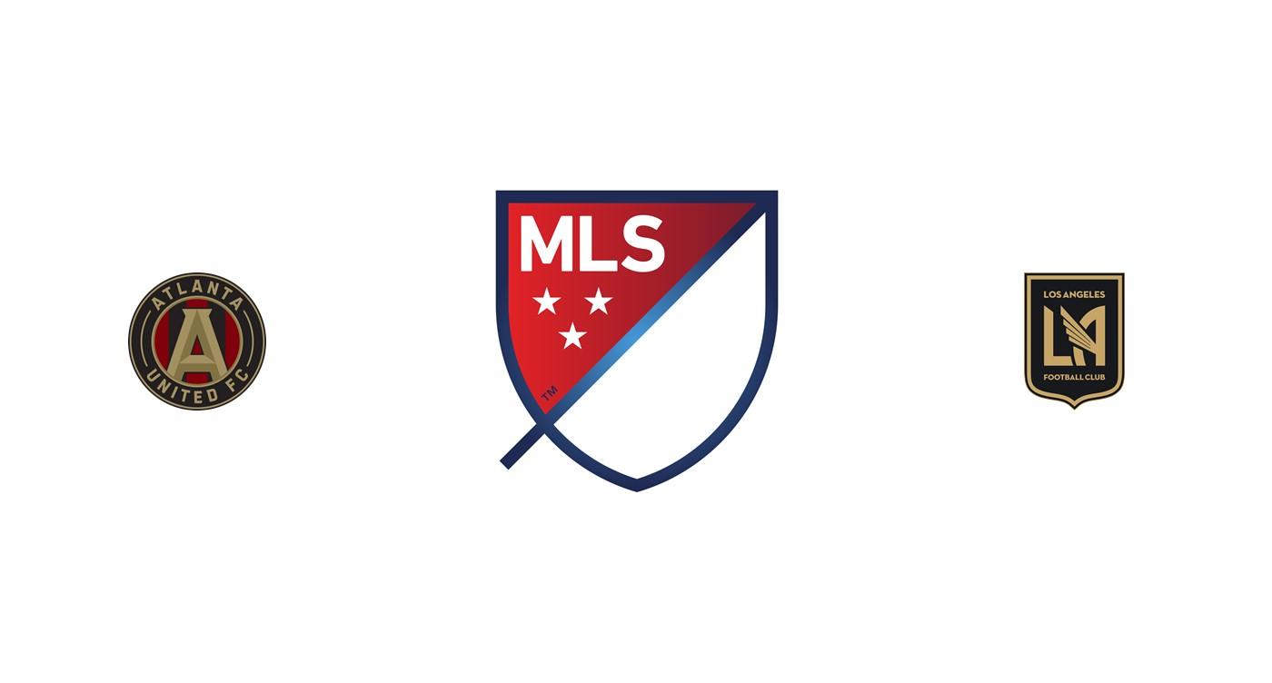 Atlanta United vs Los Ángeles FC