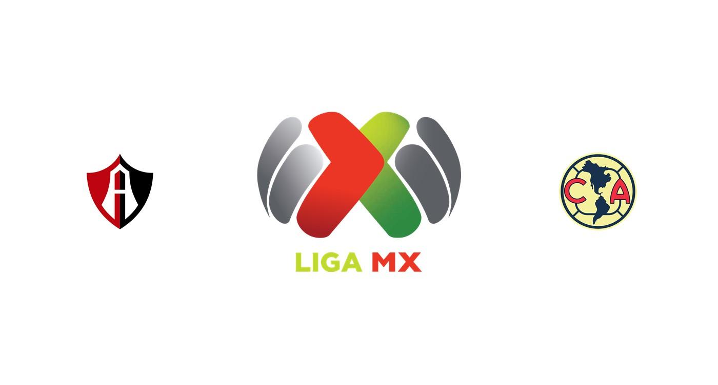 Atlas vs Club América