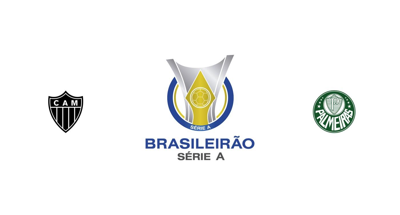 Atletico Mineiro vs Palmeiras