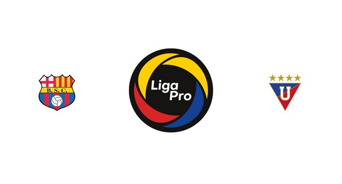 Barcelona vs LDU Quito Previa, Predicciones y Pronóstico