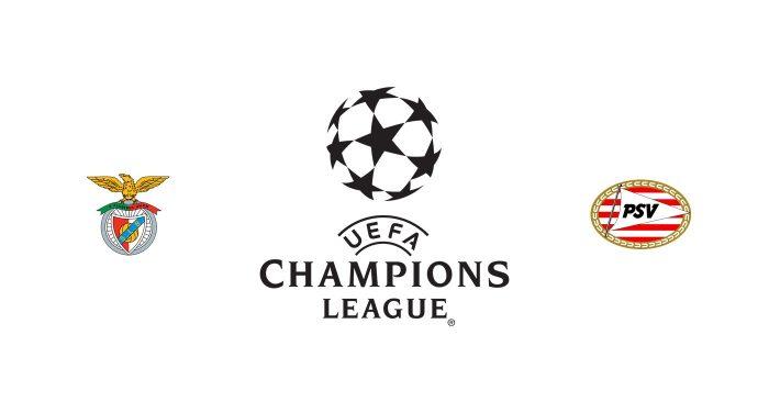 Benfica vs PSV Previa, Predicciones y Pronóstico