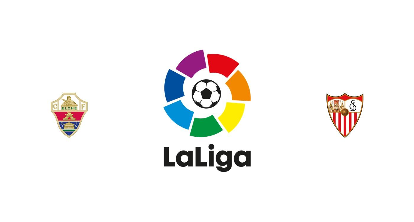 Elche vs Sevilla