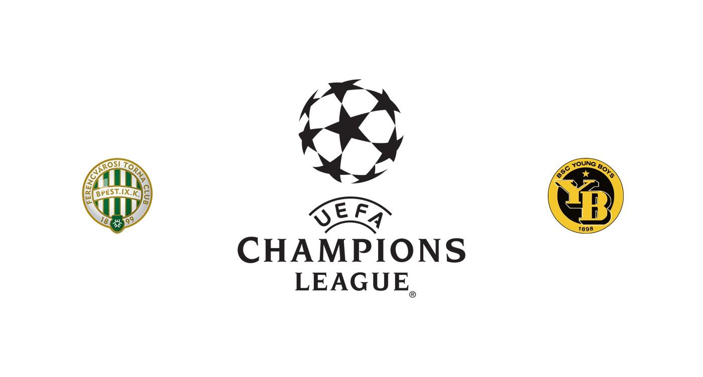 Ferencvaros vs Young Boys