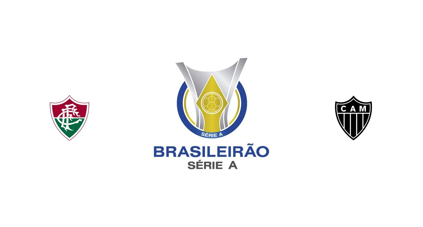 Fluminense vs Atlético Mineiro
