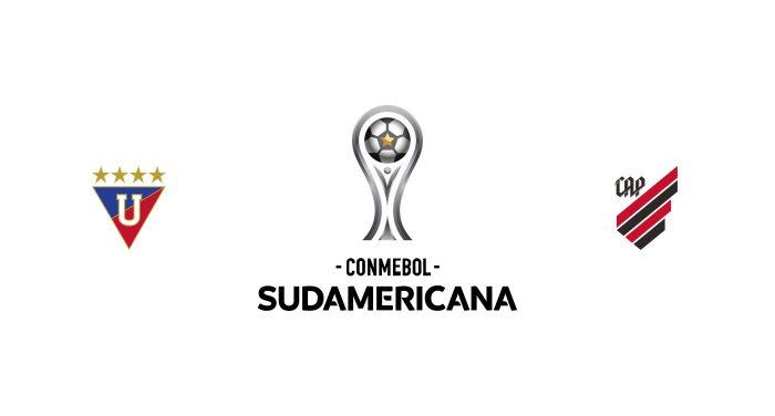 LDU vs Athletico Paranaense Previa, Predicciones y Pronóstico