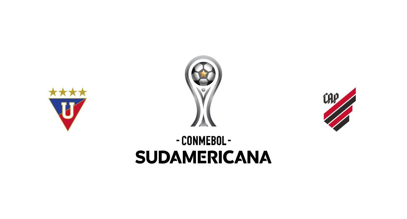 LDU vs Athletico Paranaense