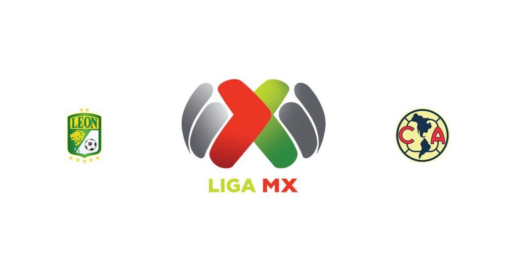 León vs Club América Previa, Predicciones y Pronóstico
