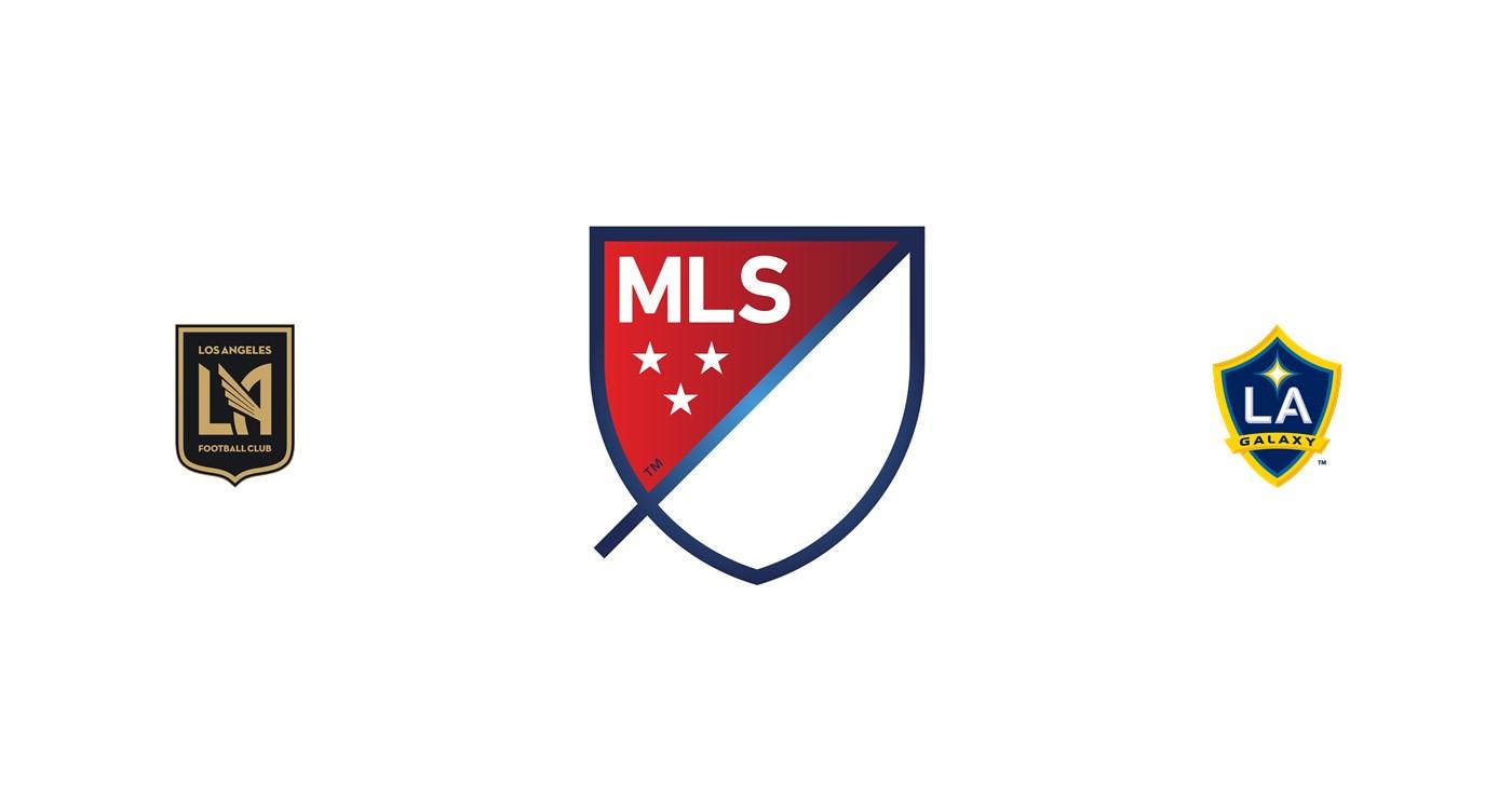 Los Ángeles FC vs LA Galaxy