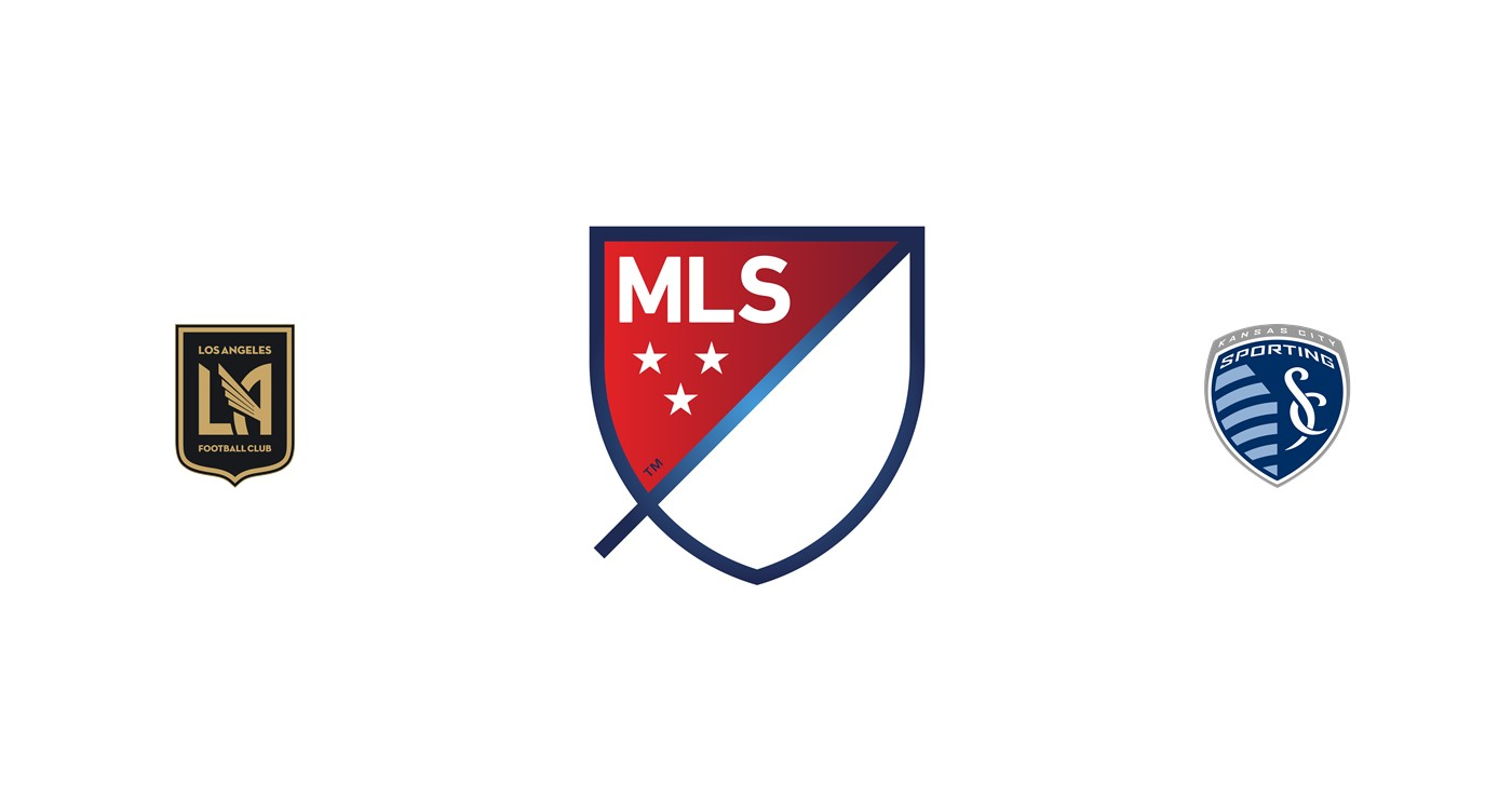 Los Ángeles FC vs Sporting Kansas City