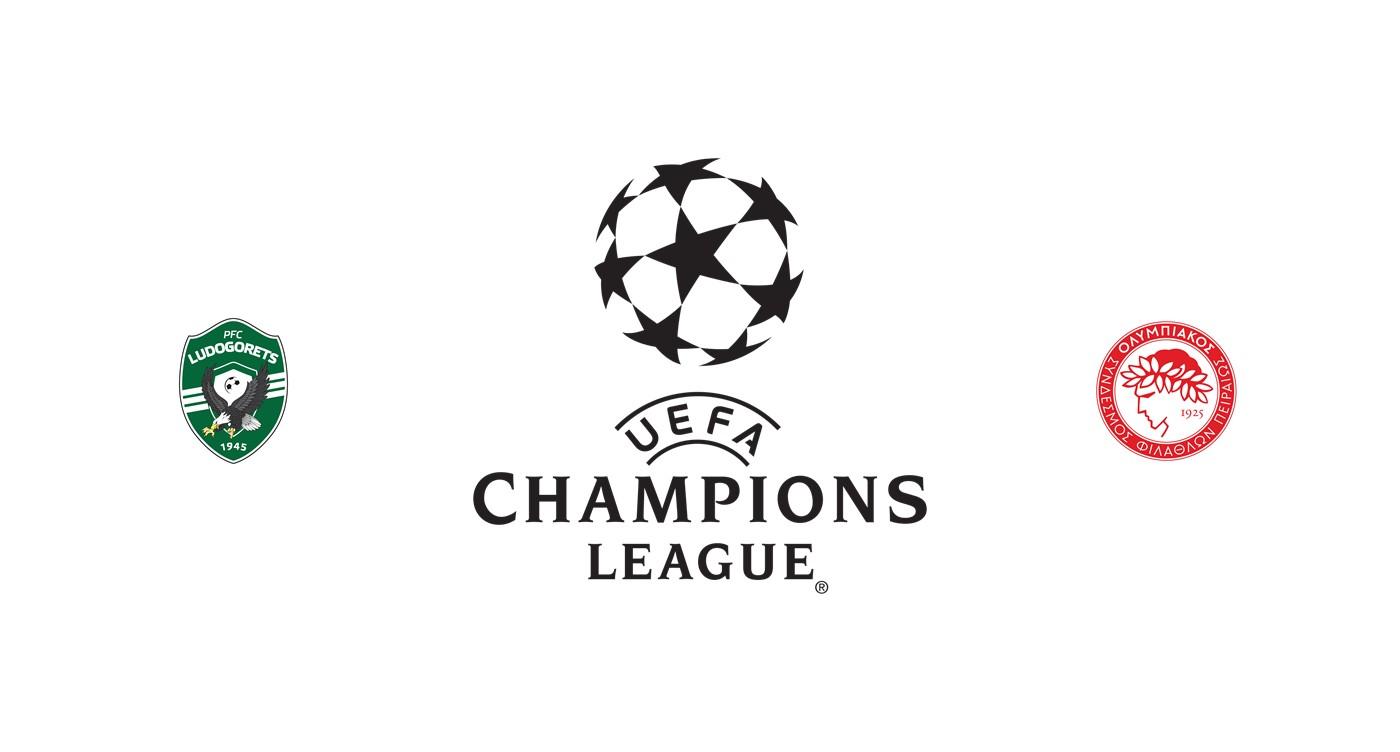 Ludogorets vs Olympiakos