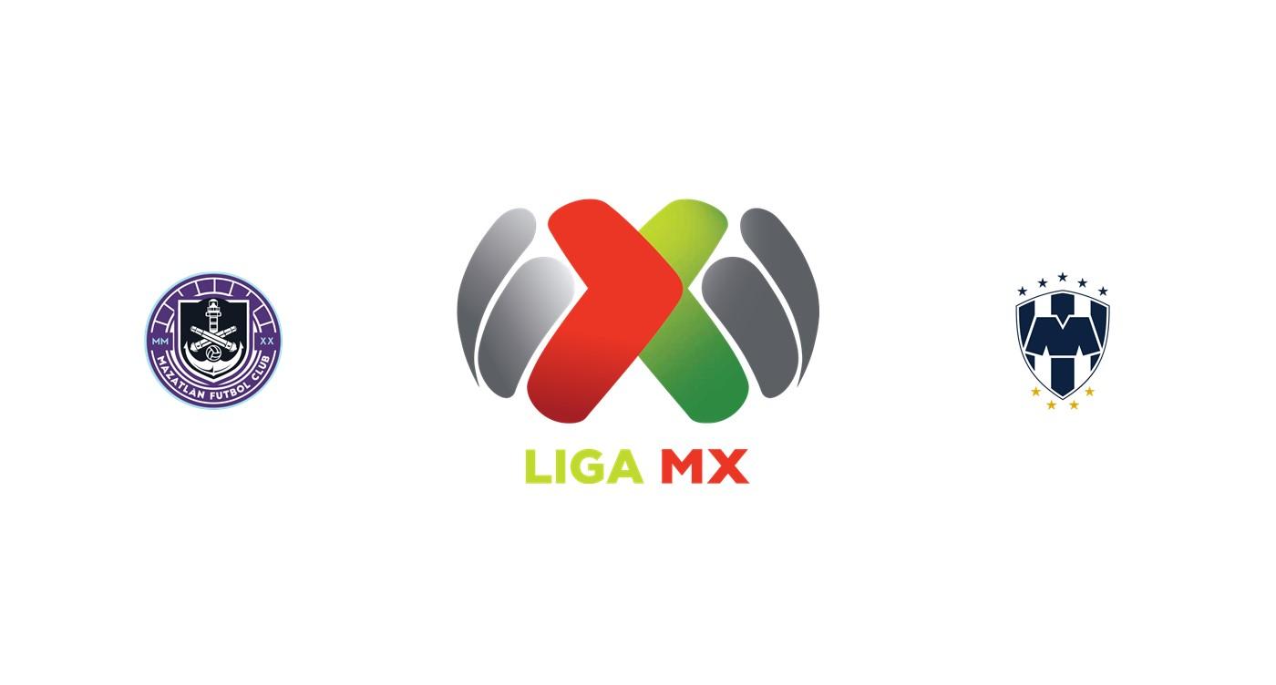 Mazatlán vs Monterrey
