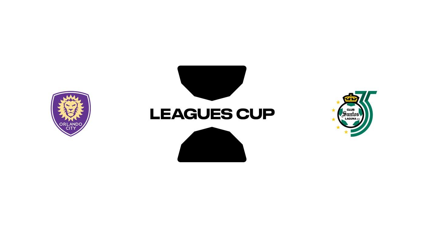 Orlando City vs Santos Laguna