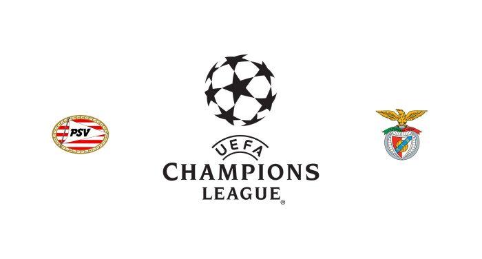 PSV vs Benfica Previa, Predicciones y Pronóstico