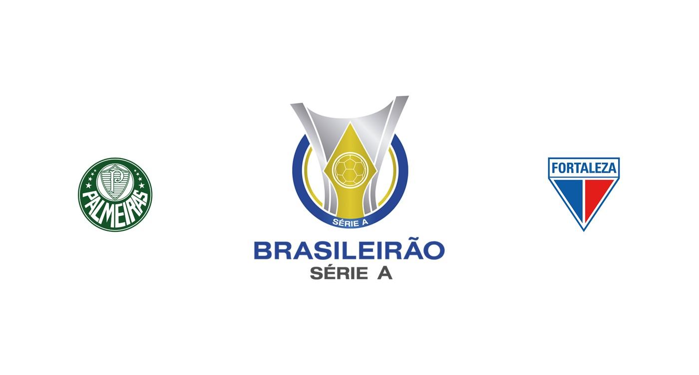 Palmeiras vs Fortaleza