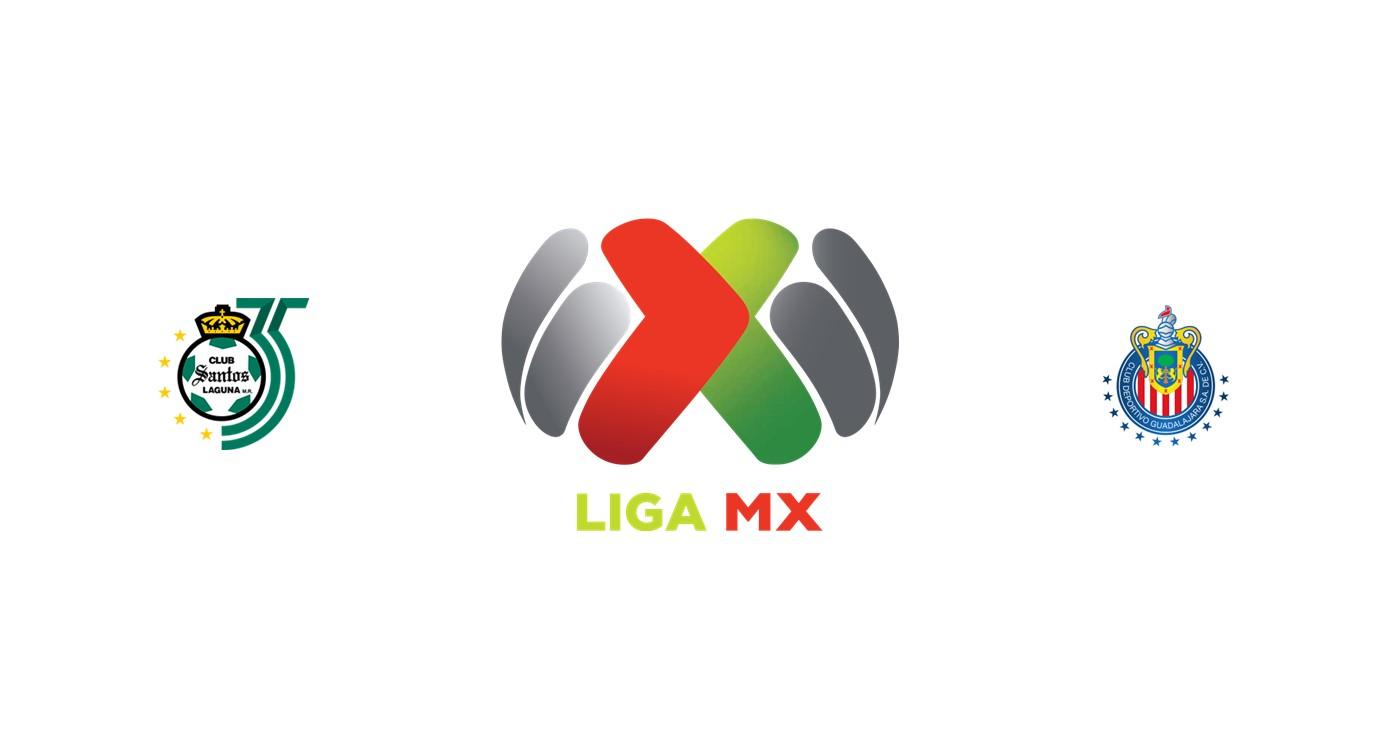 Santos Laguna vs Chivas