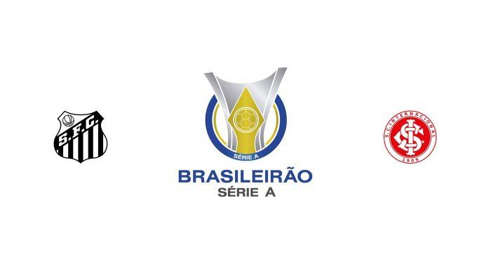 Santos vs Internacional Previa, Predicciones y Pronóstico