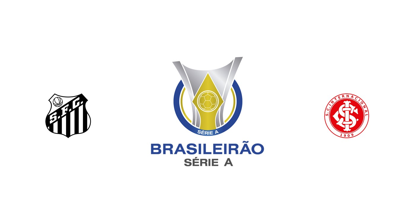 Santos vs Internacional