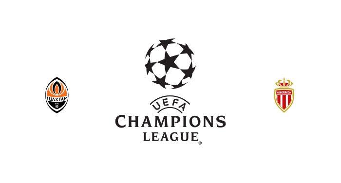 Shakhtar Donetsk vs Mónaco Previa, Predicciones y Pronóstico