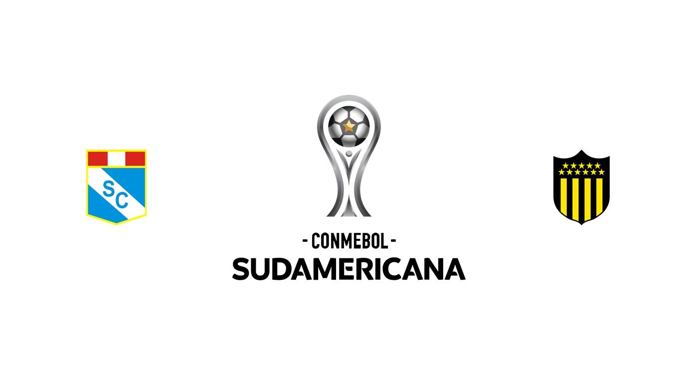 Sporting Cristal vs Peñarol