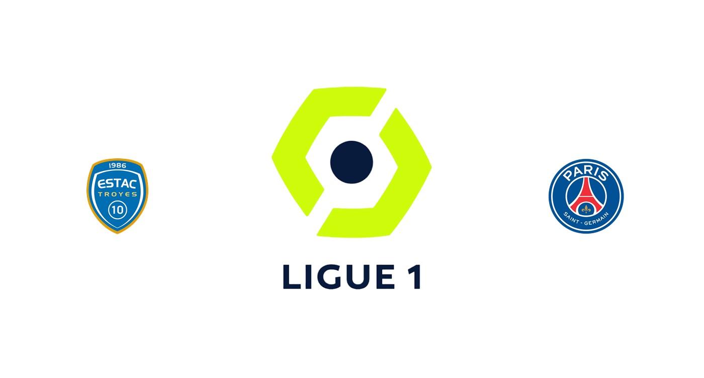 Troyes vs PSG