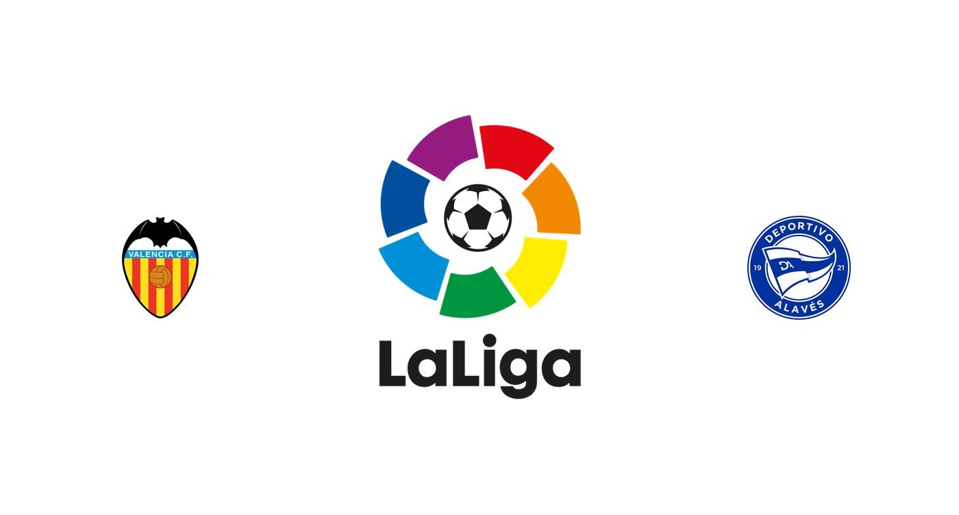 Valencia vs Alavés