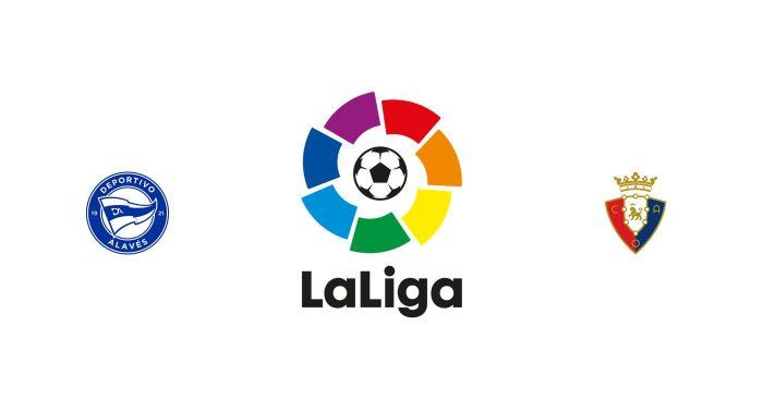 Alavés vs Osasuna Previa, Predicciones y Pronóstico 22/06/2020