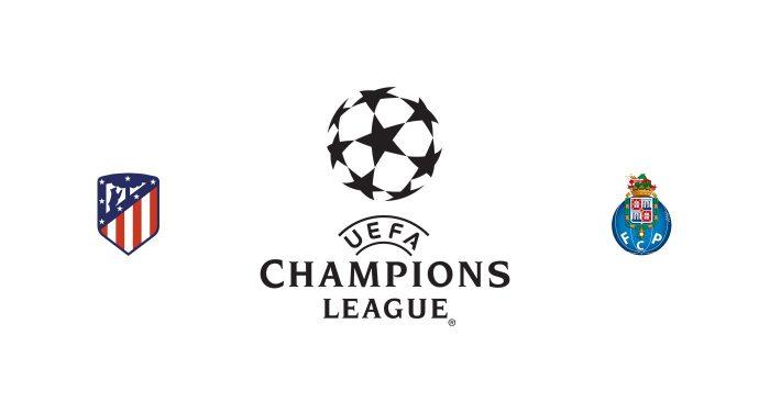Atlético Madrid vs Porto Previa, Predicciones y Pronóstico