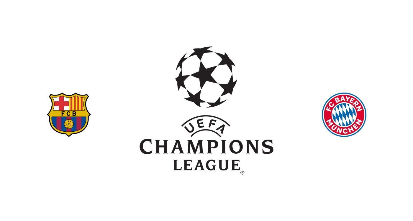 Barcelona vs Bayern Múnich