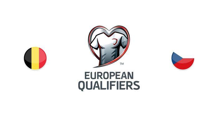 Bélgica vs República Checa Previa, Predicciones y Pronóstico