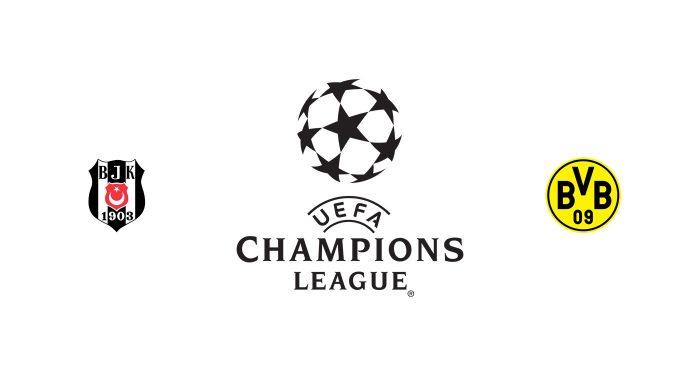Besiktas vs Borussia Dortmund Previa, Predicciones y Pronóstico