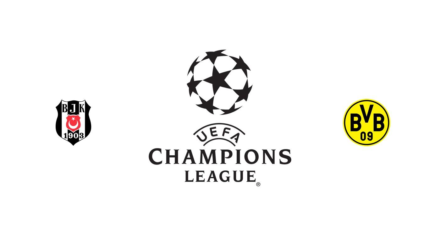 Besiktas vs Borussia Dortmund