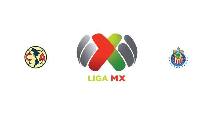 Club América vs Chivas Previa, Predicciones y Pronóstico