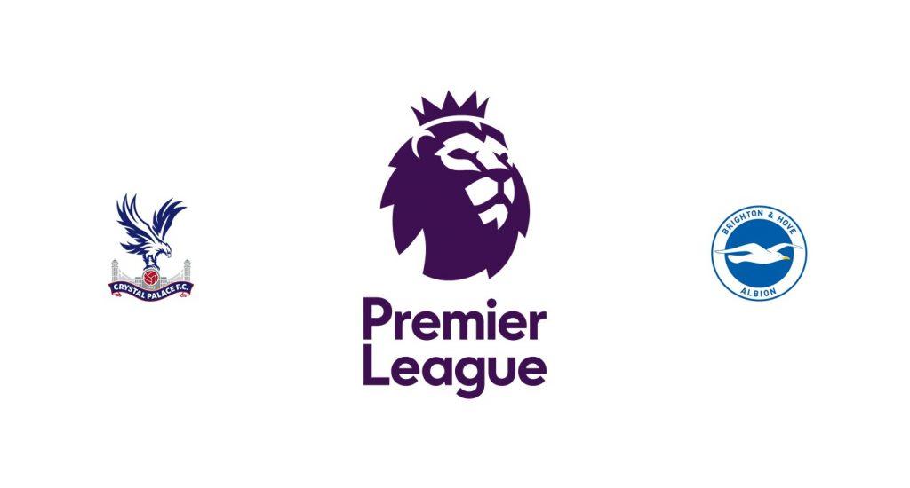 Crystal Palace vs Brighton Previa, Predicciones y Pronóstico